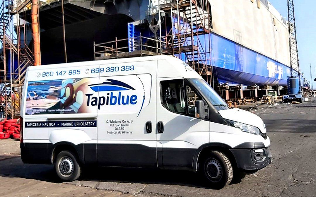 Tapiblue, la tapicería industrial que estás buscando