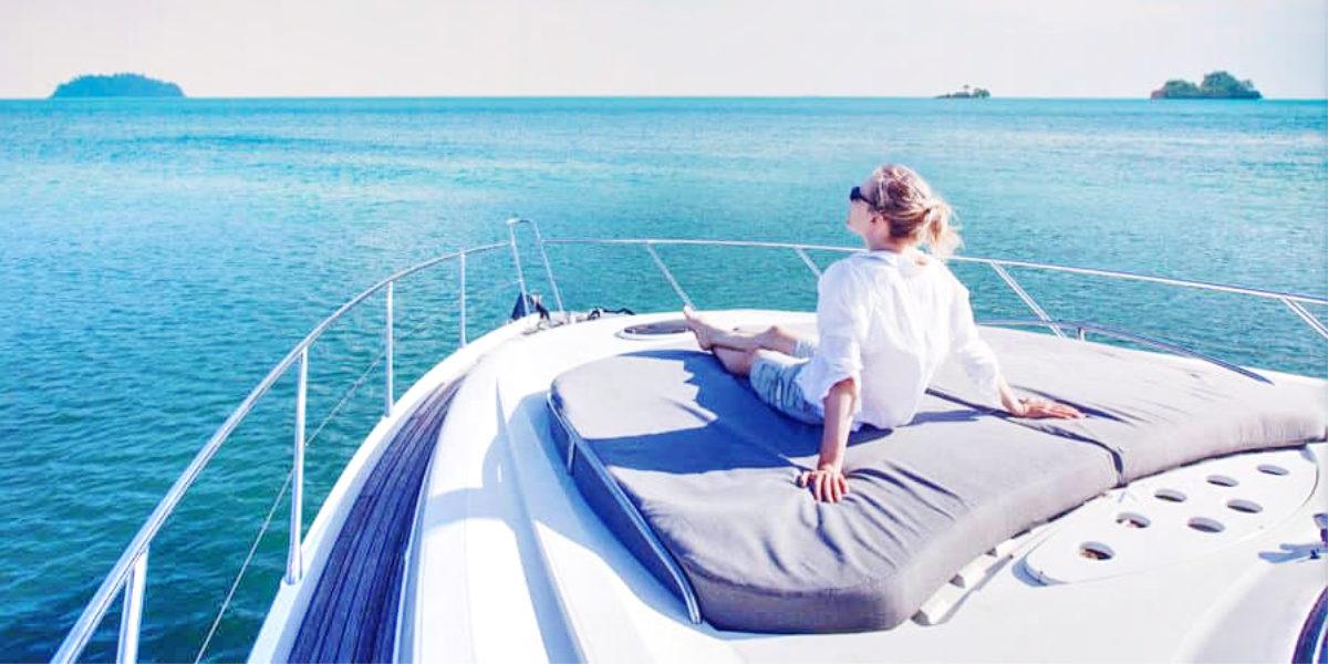 Mantenimiento tapicería náutica